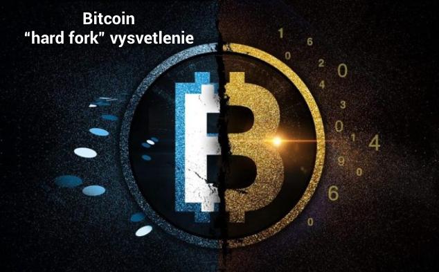 rozdelenie bitcoinu vysvetlenie
