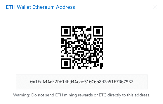 coinbase peňaženka ethereum