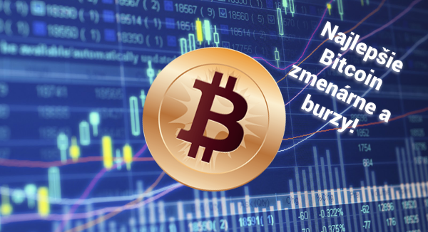 najlepšie bitcoin zmenárne a burzy