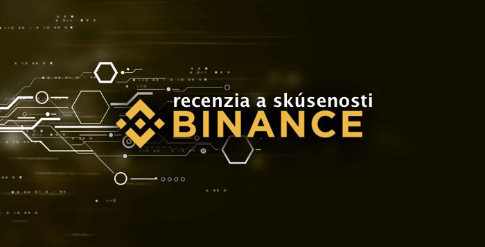 Binance – Recenzia a skúsenosti