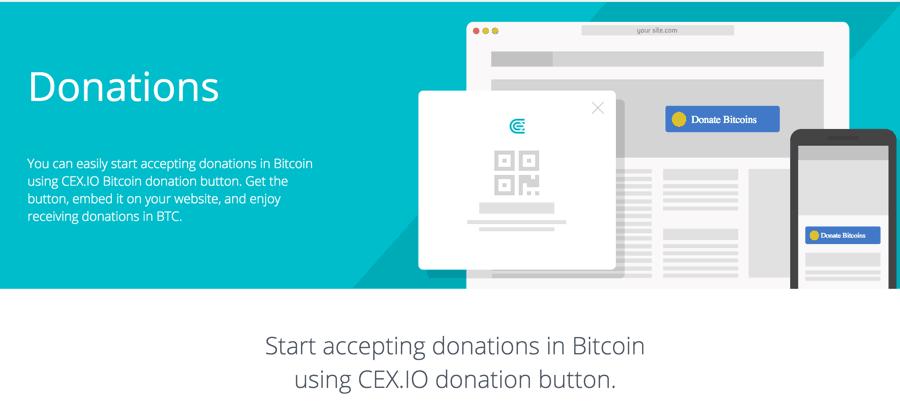 donation cex.io