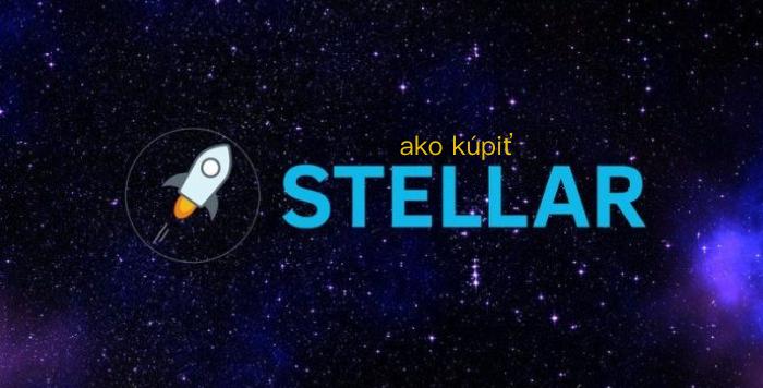 ako kúpiť stellar